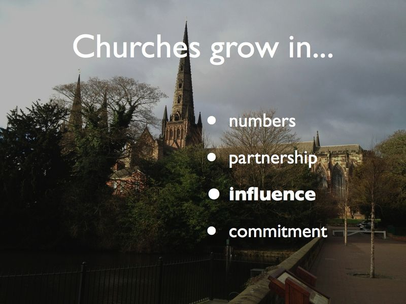 Churches grow in influence.002